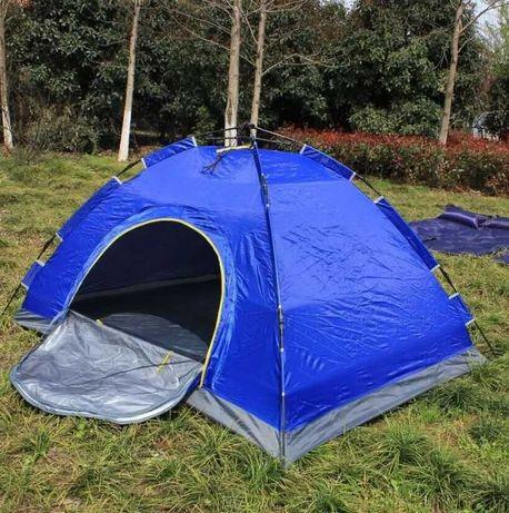 Новая,  Туристическая палатка Carco 6-ти новая Автоматическая