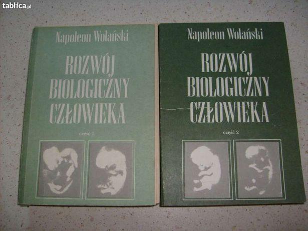 Rozwój biologiczny człowieka-Napoleon Wolański