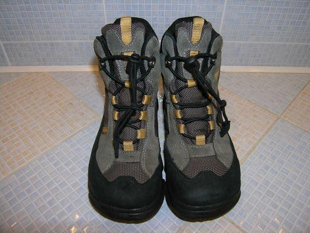 Зимние ботинки ecco 33 размер