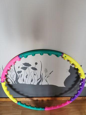 Hula hop składane