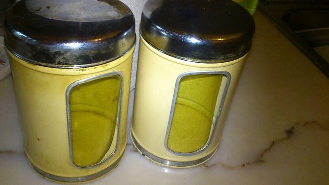 Caixas de Cozinha Vintage