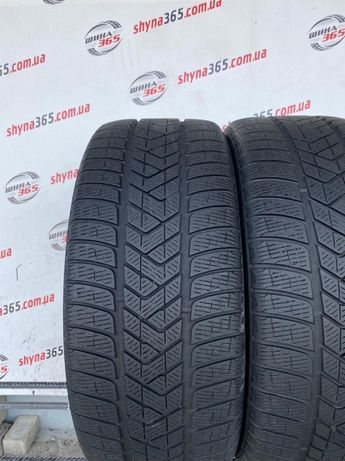 Шини зимові 255/40 R21 PIRELLI SCORPION WINTER (Протектор 6,5mm), 2 шт