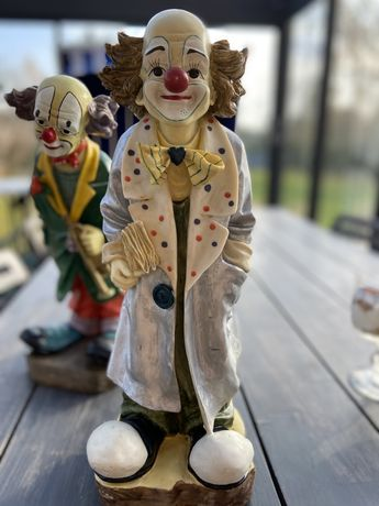 Klowny figurki