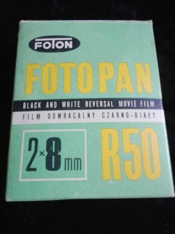 Foton Fotopan 2 x 8 mm R50 film PRL