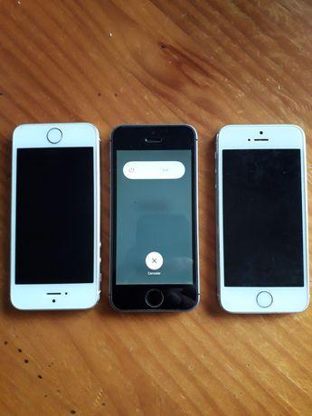 iPhones 5s para peças