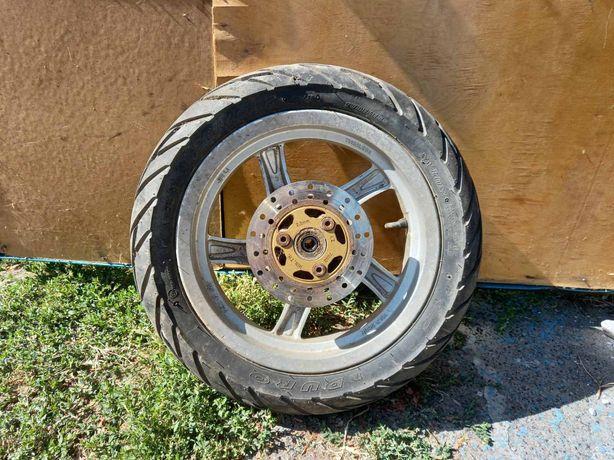 Переднее колесо на скутер 110/70 - R12