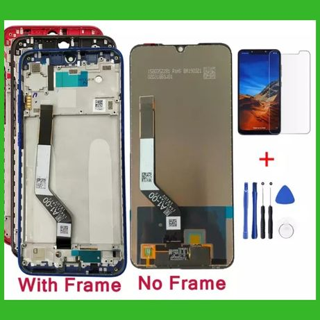 Дисплей Xiaomi Redmi 7a 7 Note 7 Pro Модуль Ксиоми Редми Купить Экран