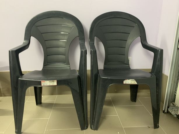 2 Стула пластиковый Curver Bonaire