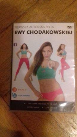 Pierwsza autorska płyta E. Chodakowskiej