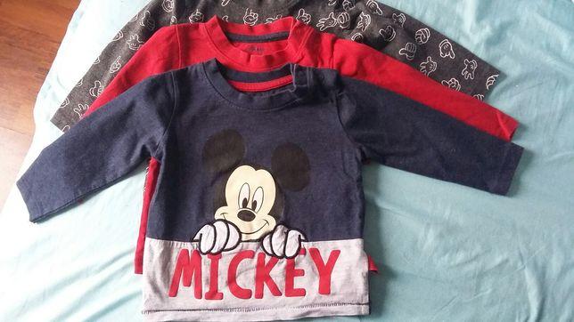 3pac bluzek Mickey