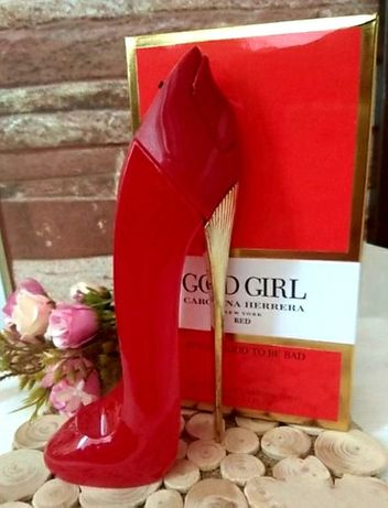 Женский парфюм Carolina Herrera Good Girl Red