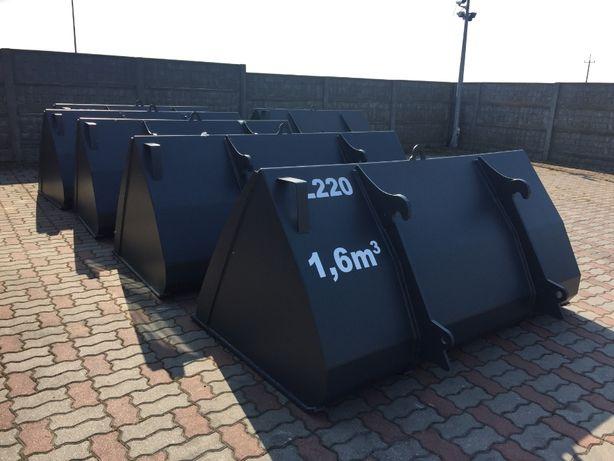 Łyżka Objętościowa ładowarka teleskopowa Hardox Jcb manitou merlo NOWE