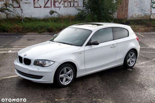 BMW Seria 1 118i • 143KM • xenon SZYBERDACH climatronic CZARNA PODSUFITKA czujniki