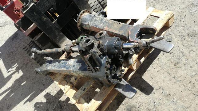 Przednia oś ZF APL 350 do ciągnika Deutz Fahr dx 6.50 i innych 6.xx
