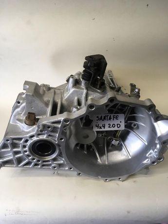 Skrzynia biegów po regeneracji Hyundai Santa Fe 2.0 diesel 113 km 4x4