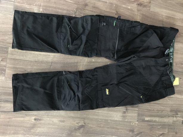 Spodnie robocze Snickers FlexiWork 6903 r.54