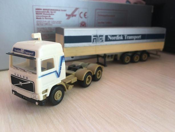 Volvo F10 масштаб 1:87 HERPA