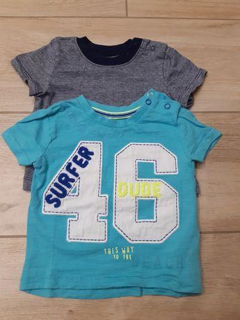 T-shirt, koszulka dla chłopca 80