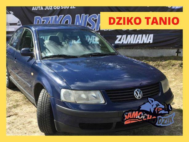 VOLKSWAGEN PASSAT// Stylowy sedan//Diesel//