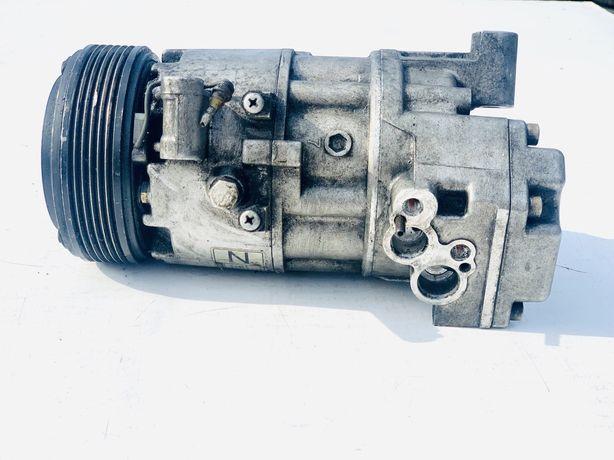 Компрессор кондиционера БМВ Е46 1.8 2.0 бензин н42 н46 bmw E46 n42 n46