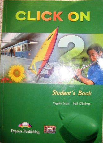 Click On 2 Student's Book (Evans V., O'Sullivan N.)