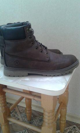 Сапожки (черевики) зимові
