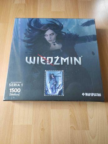 Puzzle Wiedźmin seria 1 - Yennefer