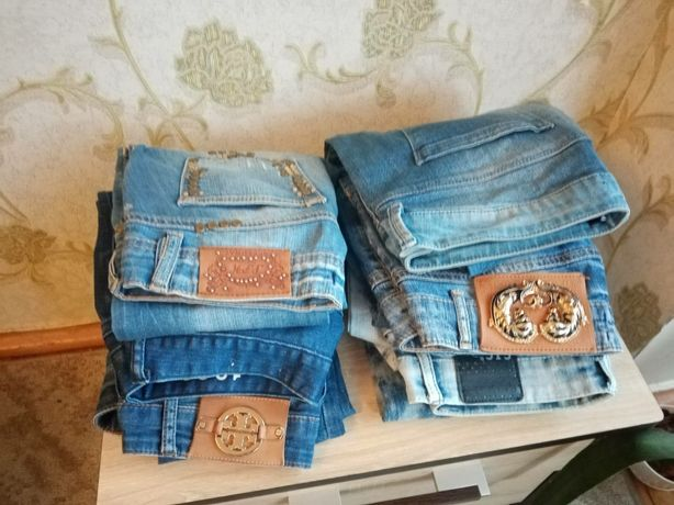 Продам джинсы national madness,gap,zara