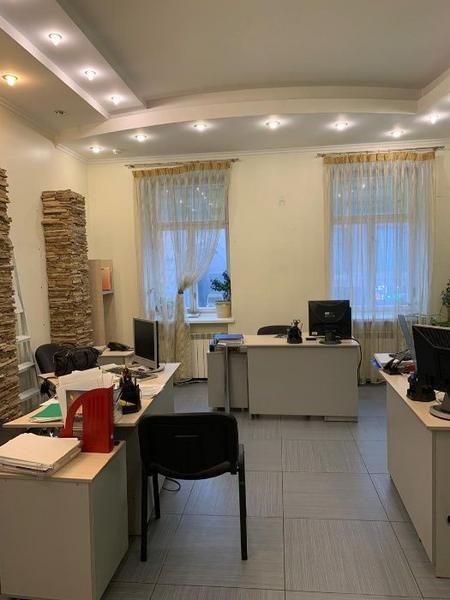 Без комиссии! Офис 107м2, 3 кабинета, Б.Хмельницкого, Золотые Ворота Киев - изображение 1