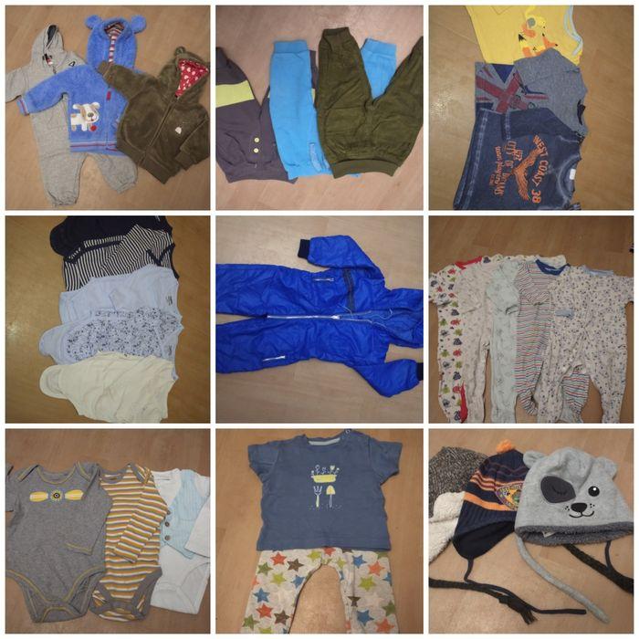 Ciuszki, zestaw paka, kombinezon, body, bidziaki, spodnie, bluzeczki Szczecin - image 1