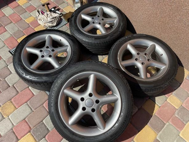 Тітанові діски MiM 5*112 R16 Mercedes -Audi-Scoda-VW-SeaT