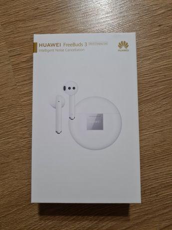 huawei freebuds 3 słuchawki douszne bez przewodowe