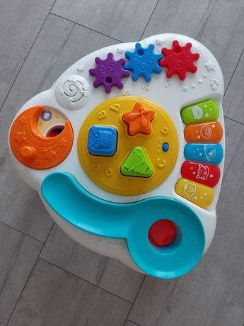 Zabawki interaktywne, Stolik edukacyjny