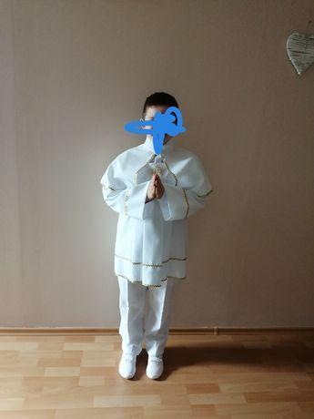 Alba komunijna dla chłopca