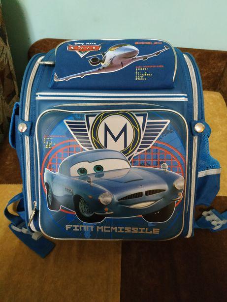 Продам школьный рюкзак для мальчика 1 ВЕРЕСНЯ