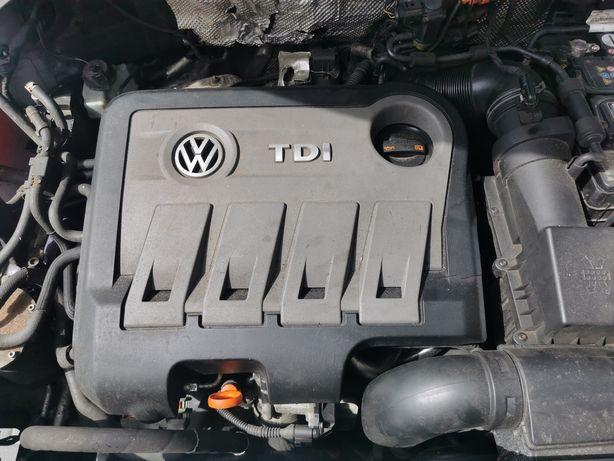 Silnik kompletny 2.0tdi vw tiguan sharan golf passat b7 CFF