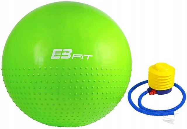 Piłka Gimnastyczna Rehabilitacyjna Fitness 65Cm 10295