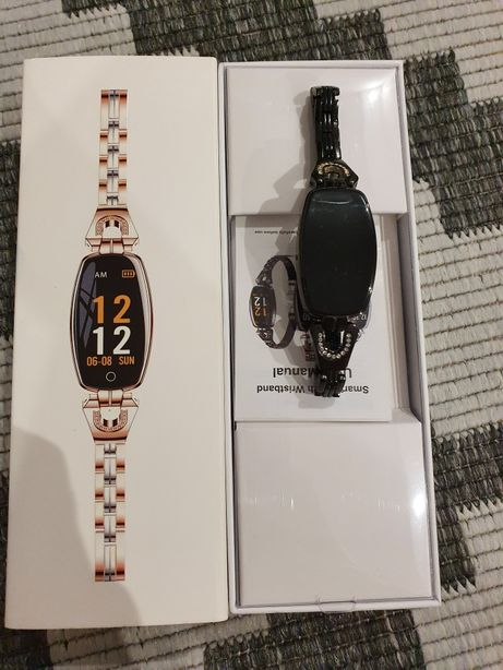 Smartwatch zegarek H8