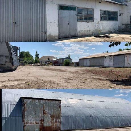 продам производственную базу в пгт Михайловка