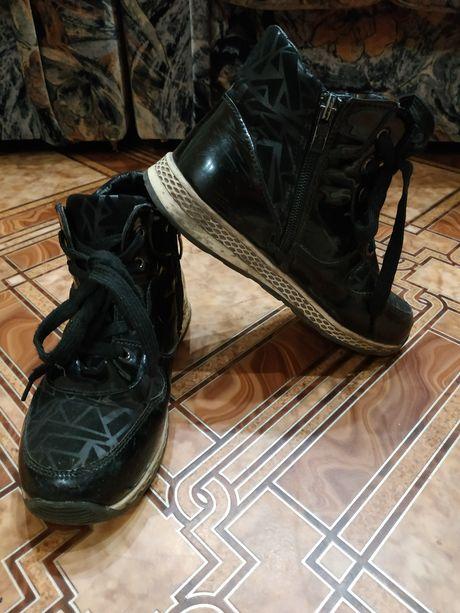 Демисезонные ботинки,ботиночки