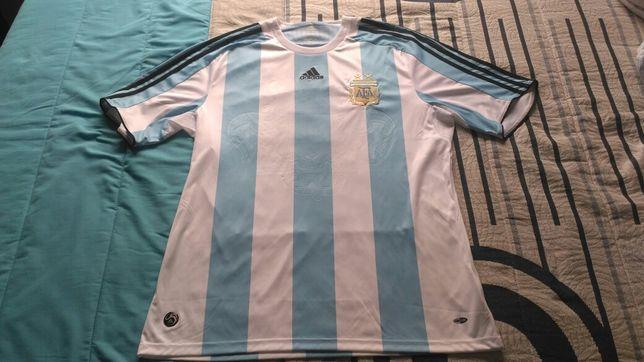 Camisola Argentina - Adidas Tam XL