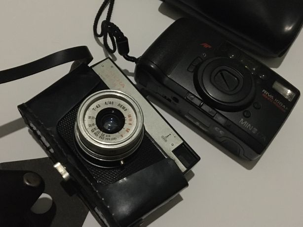 Ретро Фотоаппараты