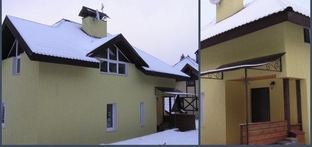 Будинок на горі Тростян (Славське) Вільно 05.03-08.03!!