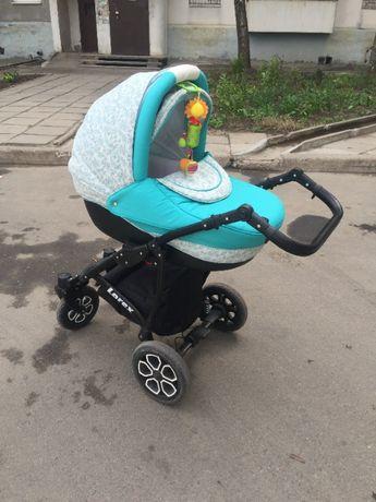 Детская универсальная коляска 2 в 1 Lorex