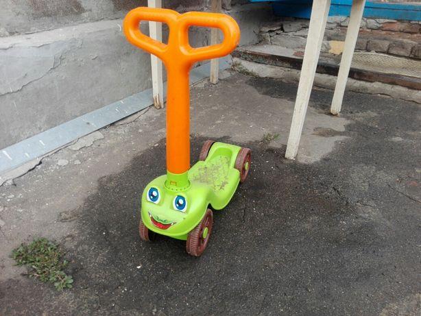 Самокат, Велосипед 550гр.