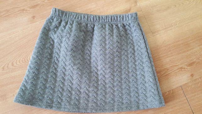 Spódniczka CARRY siwa - ciepła Rozmiar 134