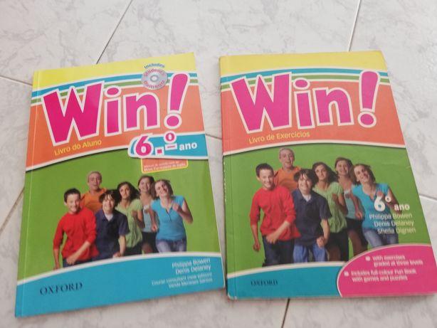 Win! 6 Inglês 6° ano