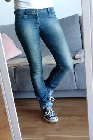 spodnie jeans Cross
