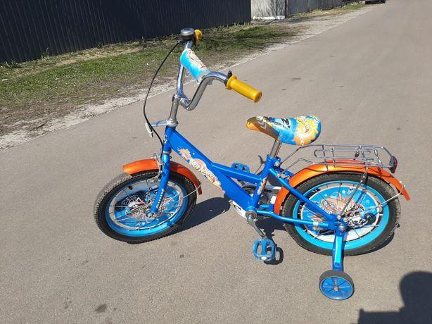 Велосипед от 3 лет 16 дюймов