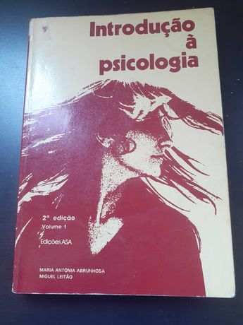 LIVRO Introdução à Psicologia vol. 1